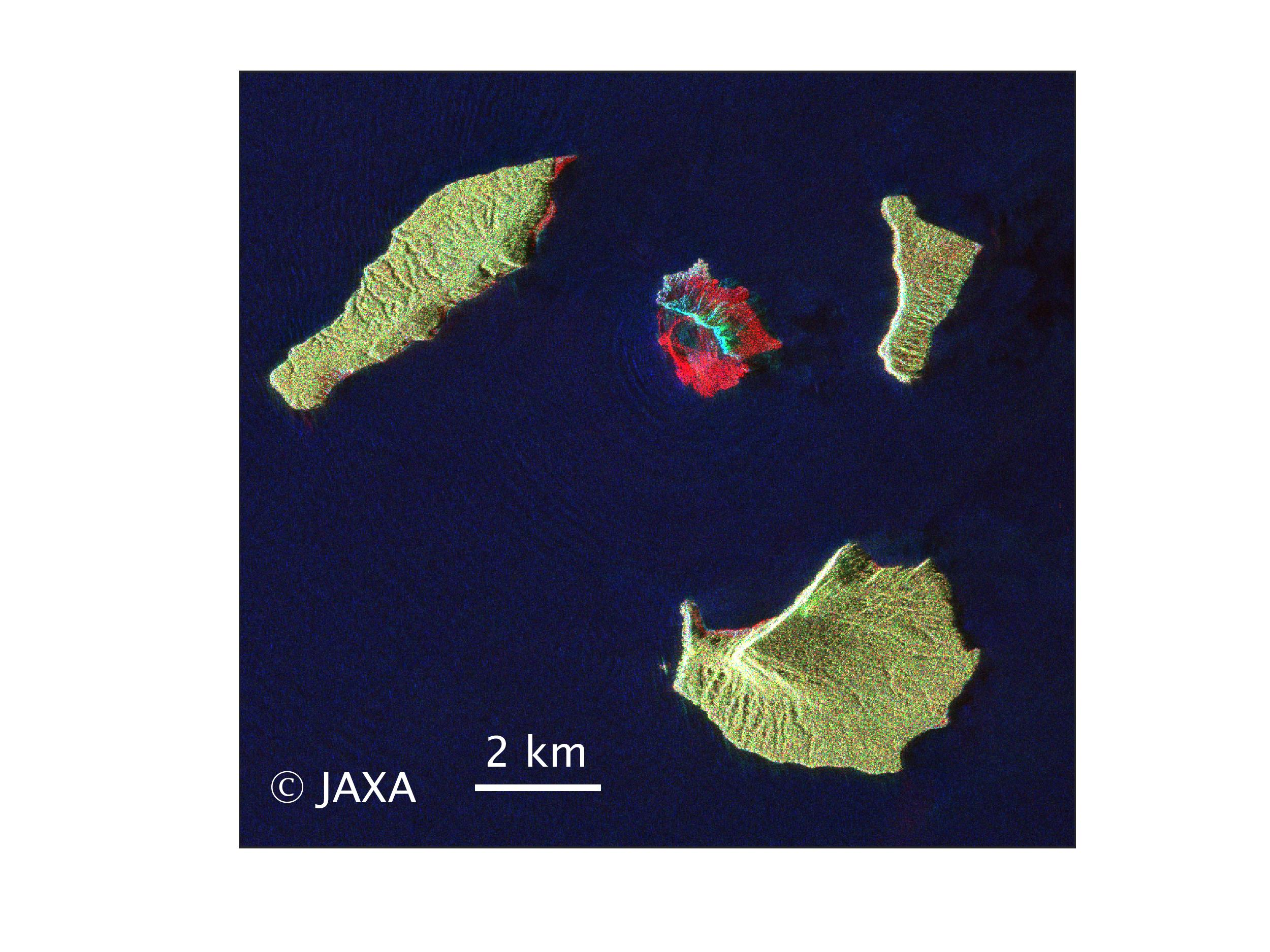 Observation Result for Eruption of Anak Krakatau Volcano in Indonesia by ALOS-2.