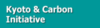 Kyoto & Carbon Initiative