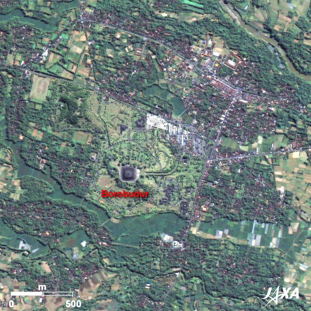 The Ruins Of Borobudur Glory Of An Ancient Dynasty 2010 Jaxa